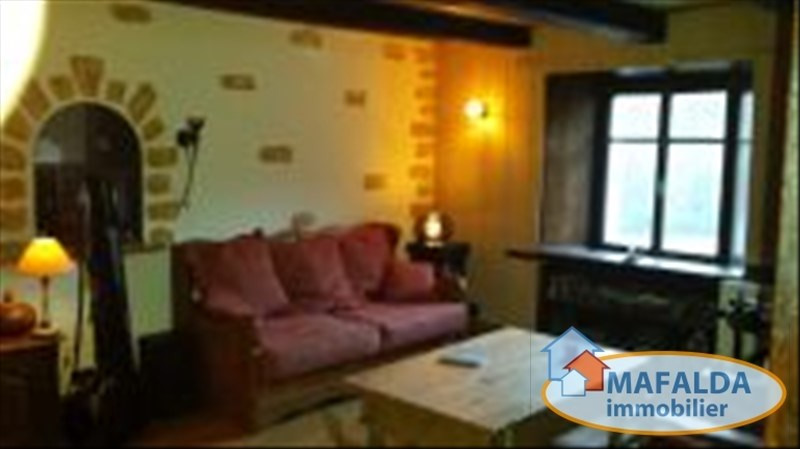 Sale house / villa Brizon 164 000€ - Picture 2
