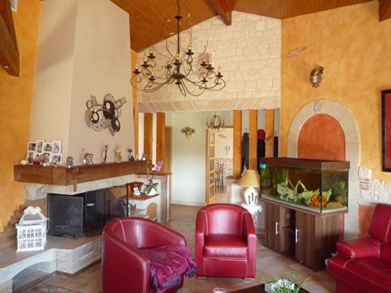 Sale house / villa La croix blanche 354000€ - Picture 7