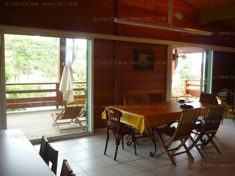Location vacances maison / villa Lacanau-ocean 1 110€ - Photo 2