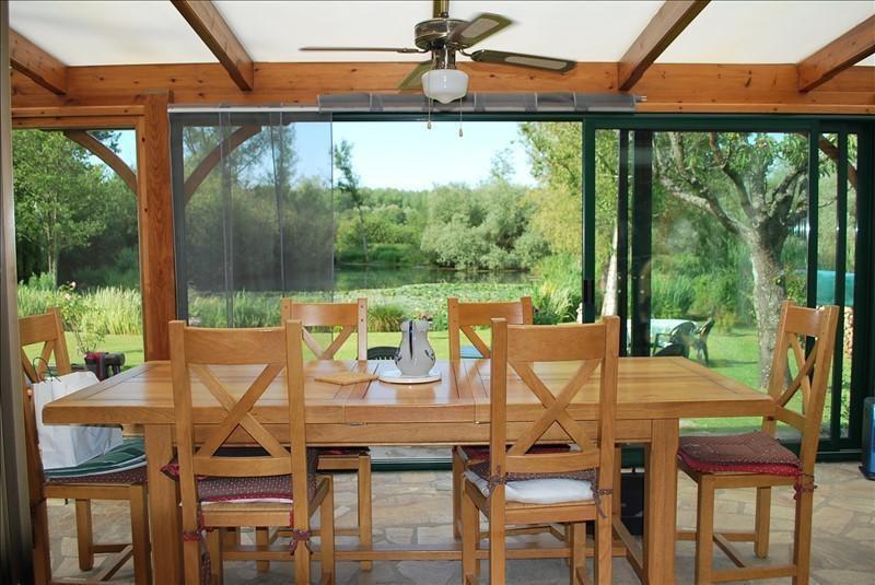 Sale house / villa Dominois 311000€ - Picture 9