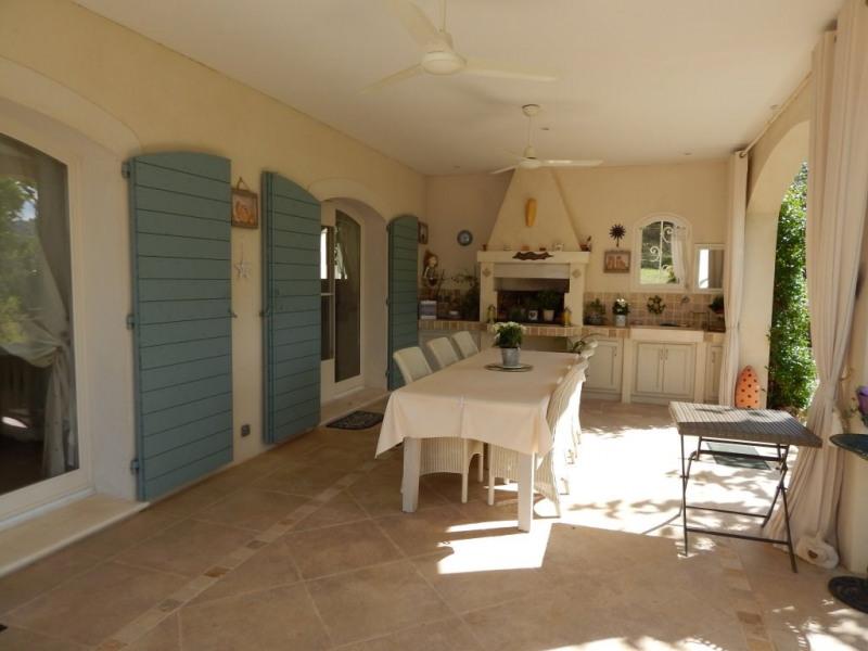 Vente de prestige maison / villa Villecroze 846300€ - Photo 9