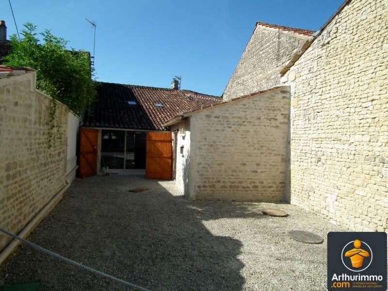 Sale house / villa Matha 129500€ - Picture 8