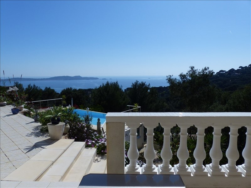 Deluxe sale house / villa Hyeres 1 570 000€ - Picture 6