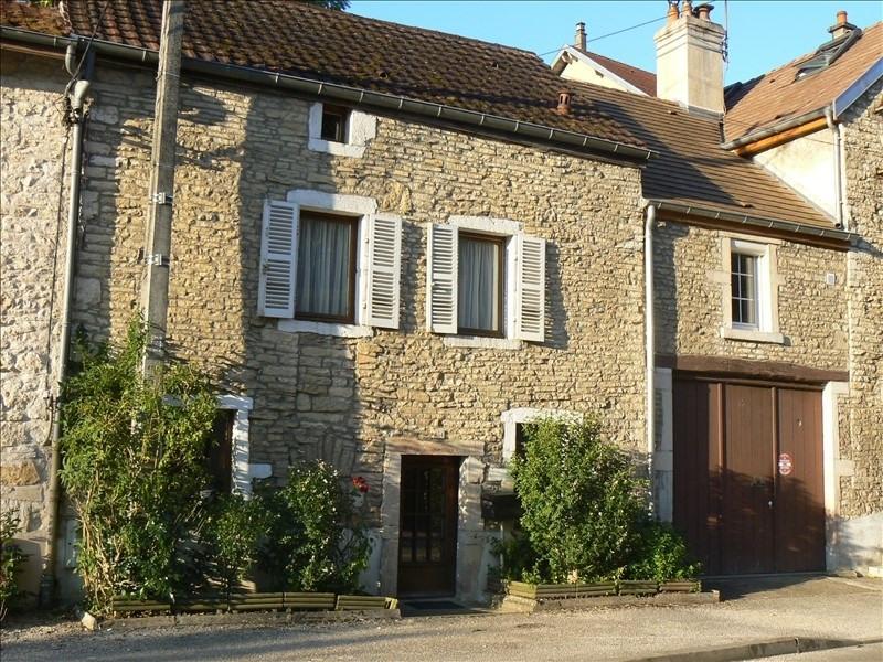 Vente maison / villa Sainte-marie-sur-ouche 179000€ - Photo 1