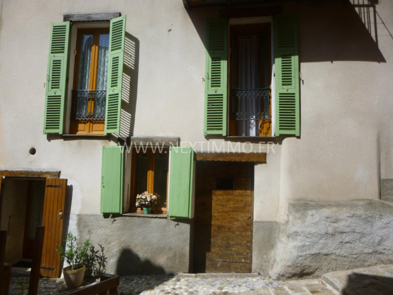 Sale apartment Saint-martin-vésubie 138000€ - Picture 1