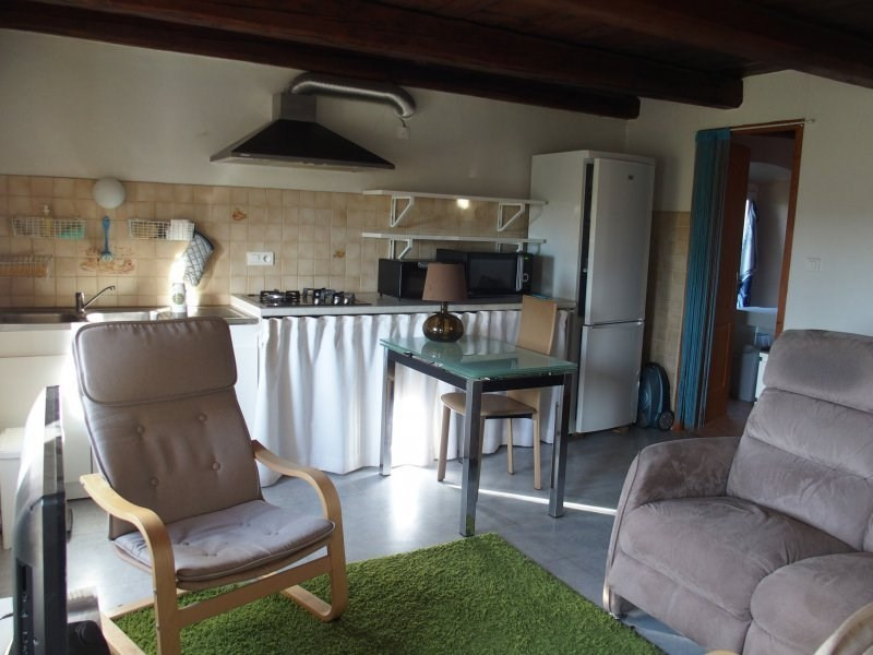 Rental apartment Le chambon sur lignon 310€ CC - Picture 3