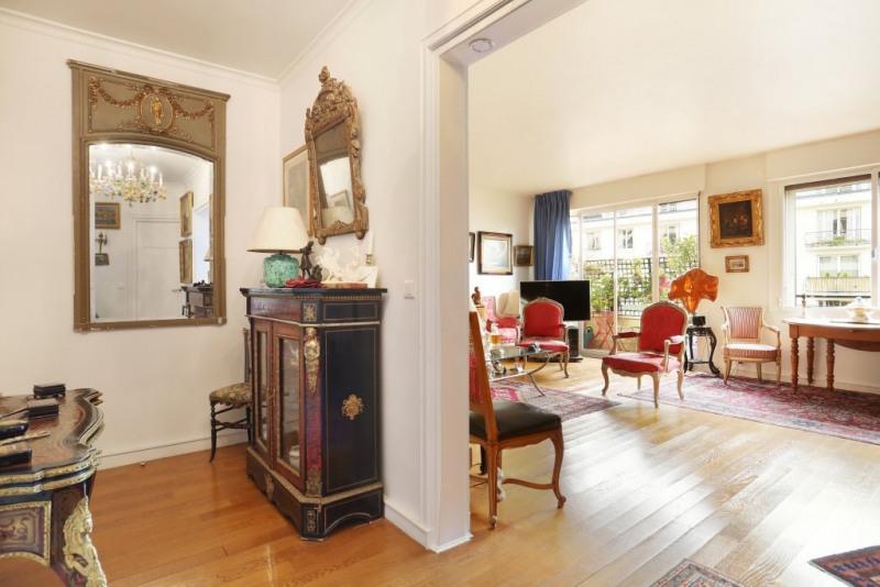 Immobile residenziali di prestigio appartamento Paris 16ème 860000€ - Fotografia 6