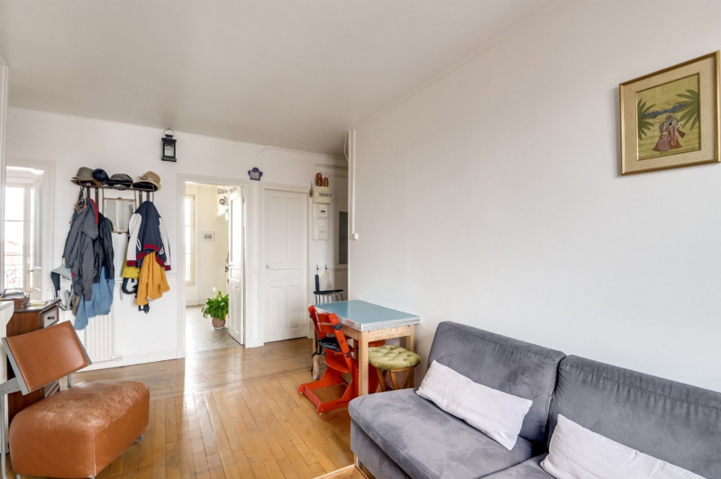 Sale apartment Montreuil 325 000€ - Picture 1