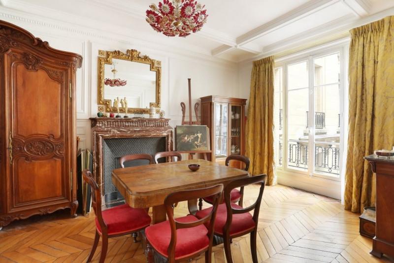 Revenda residencial de prestígio apartamento Paris 7ème 1990000€ - Fotografia 3
