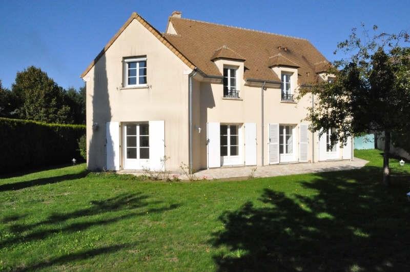 Rental house / villa St nom la breteche 3200€ CC - Picture 1