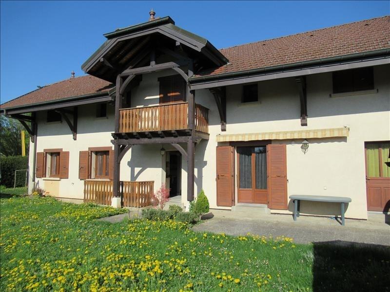 Vente maison / villa Arthaz pont notre dame 468000€ - Photo 1