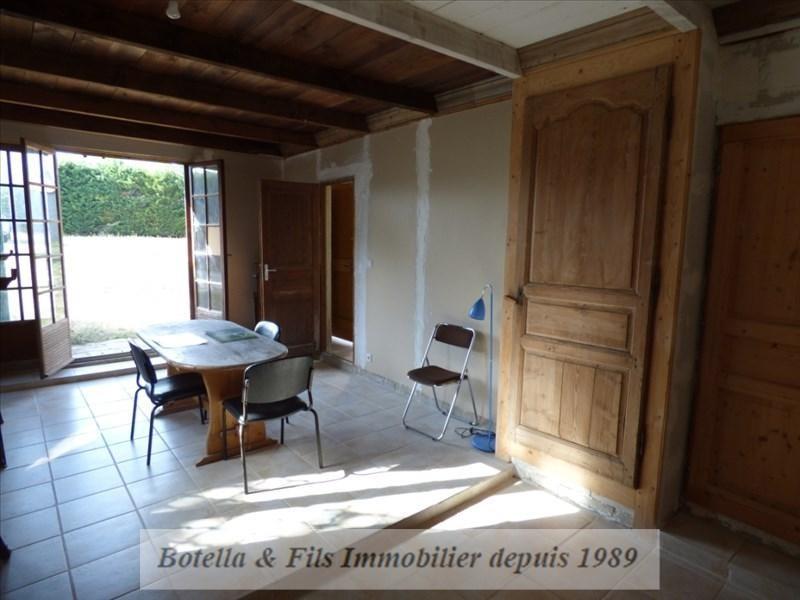 Venta  casa Barjac 155000€ - Fotografía 4
