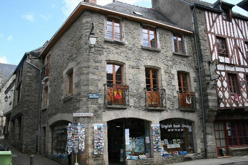 Sale building Josselin 74 900€ - Picture 1