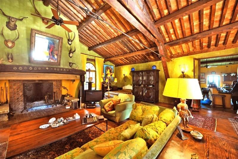 Venta de prestigio  casa Le canton de fayence 1470000€ - Fotografía 13