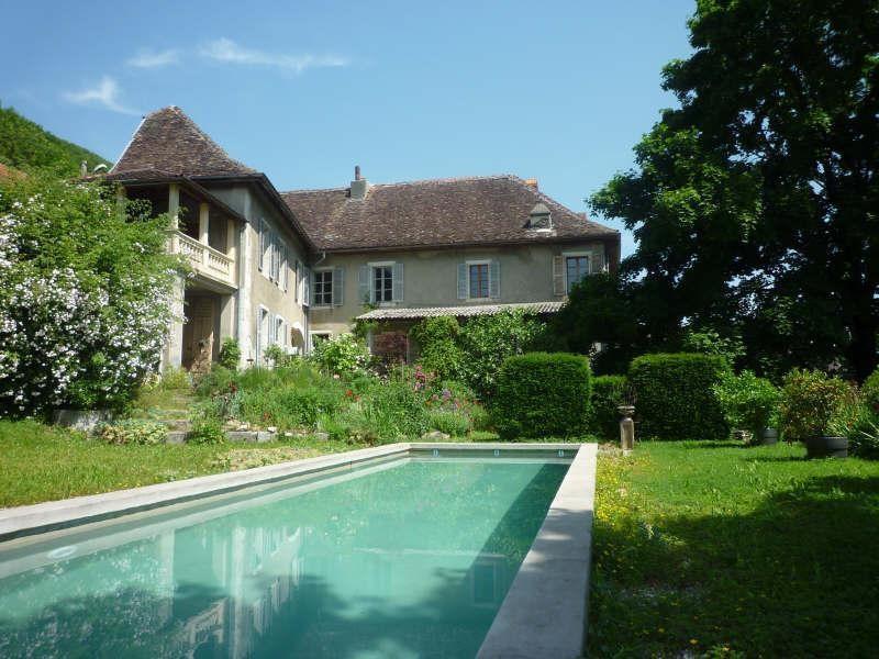 Deluxe sale house / villa Seyssel 695000€ - Picture 1