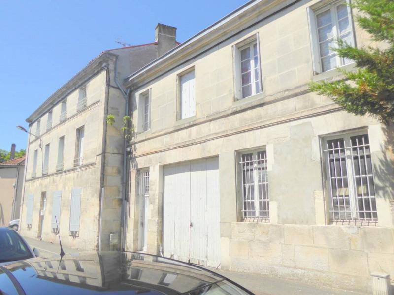 Produit d'investissement immeuble Cognac 290950€ - Photo 1