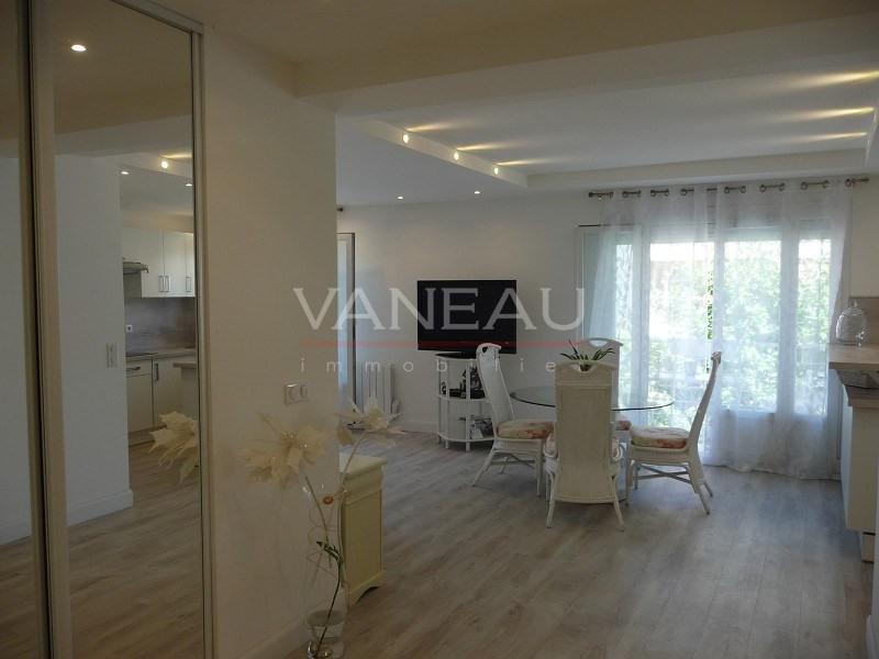 Vente de prestige appartement Juan-les-pins 316000€ - Photo 9