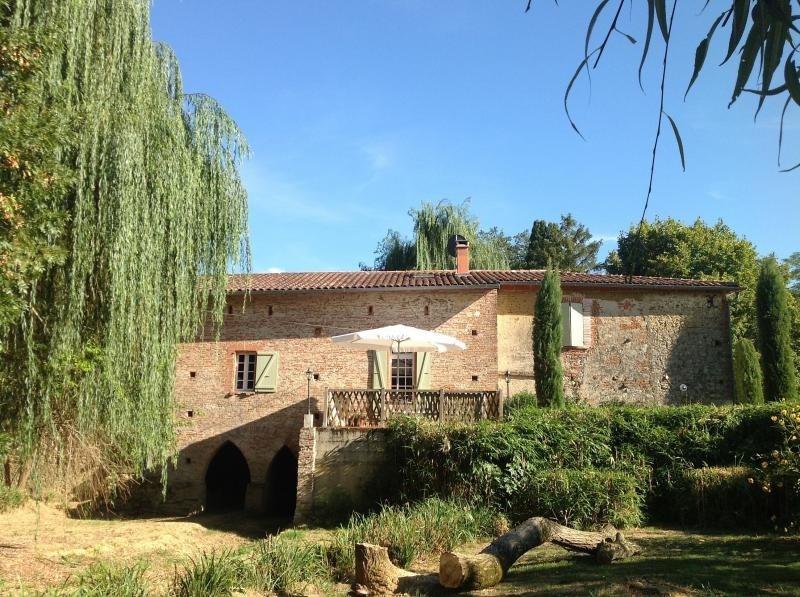 Deluxe sale house / villa Villefranche de lauragais 629900€ - Picture 1