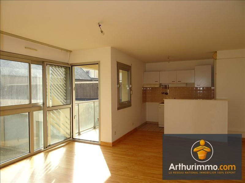 Location appartement St brieuc 450€ CC - Photo 1