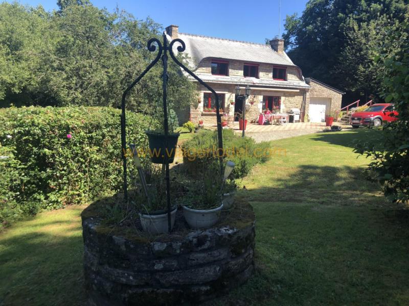 Lijfrente  huis Plumelec 35000€ - Foto 3