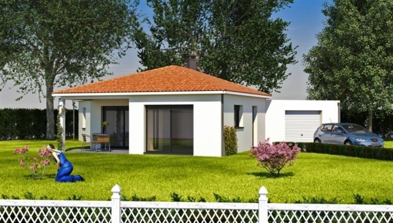 Maison  4 pièces + Terrain 1534 m² Savignac par SOCIETE CONSTRUCTIONS SEGONDS