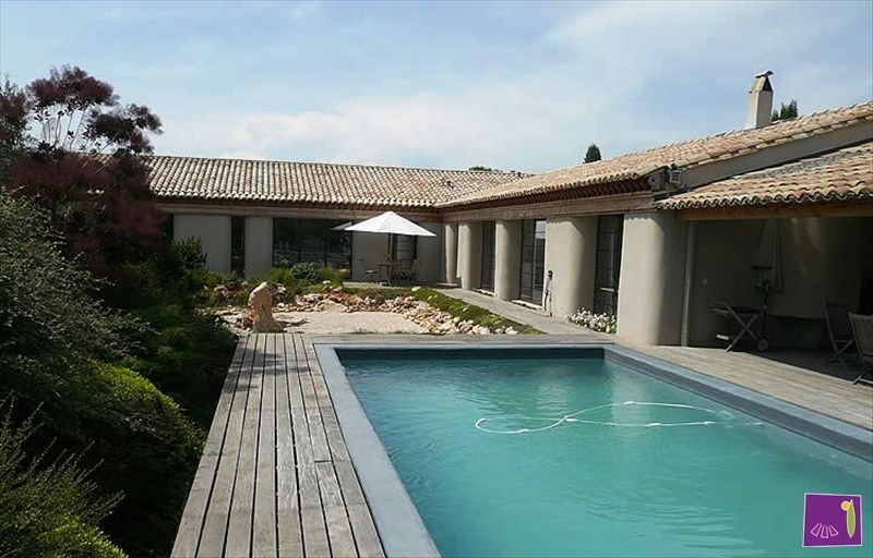 Deluxe sale house / villa Uzes 845000€ - Picture 1
