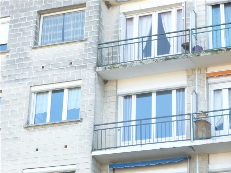 Vente appartement Soissons 52 000€ - Photo 1
