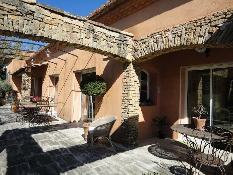 Deluxe sale house / villa Cornillon confoux 990000€ - Picture 8