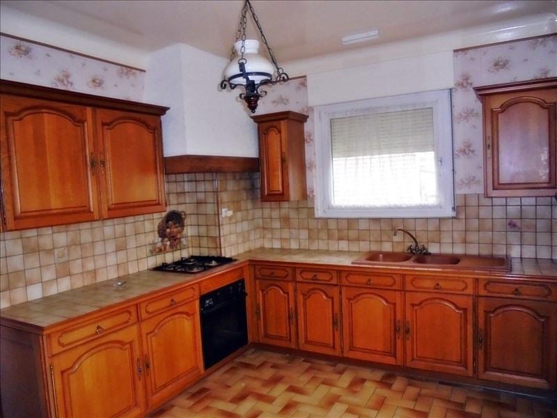 Sale house / villa Brouvelieures 137500€ - Picture 2