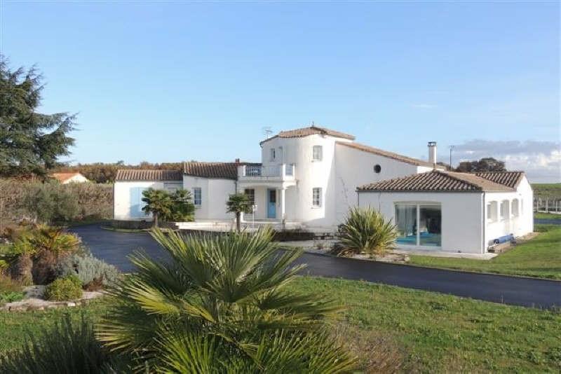 Vente maison / villa St sulpice de royan 496800€ - Photo 1