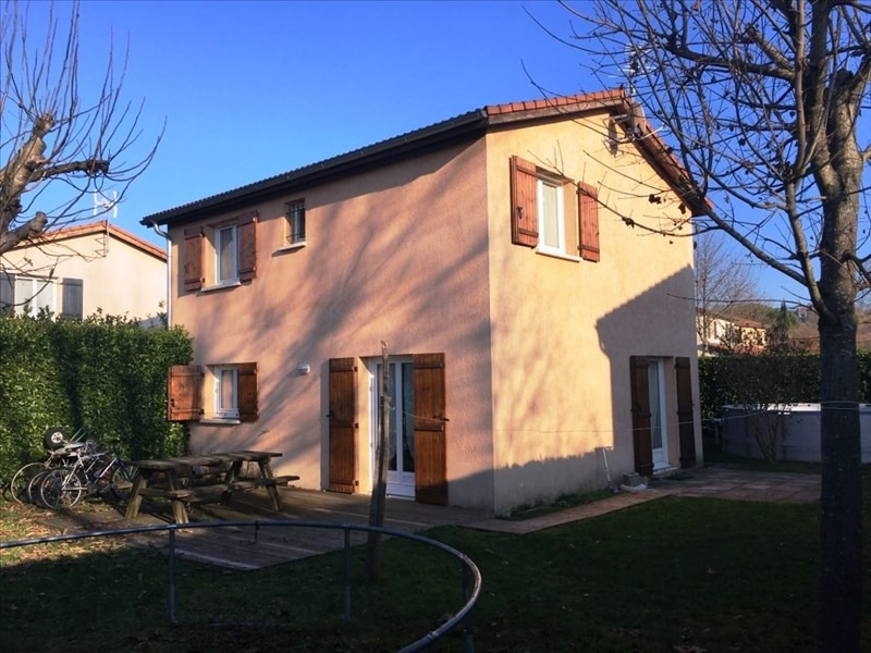 Vente maison / villa Bourgoin jallieu 212 000€ - Photo 1