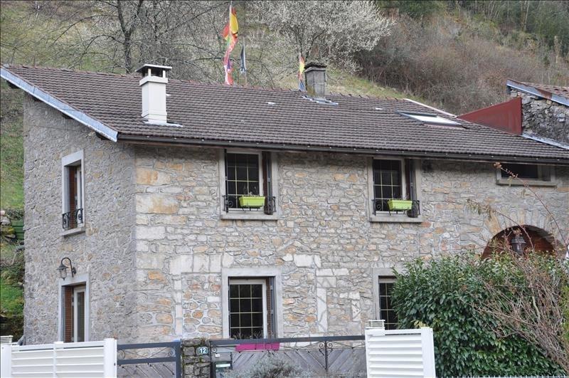 Sale house / villa Thoirette 204000€ - Picture 1