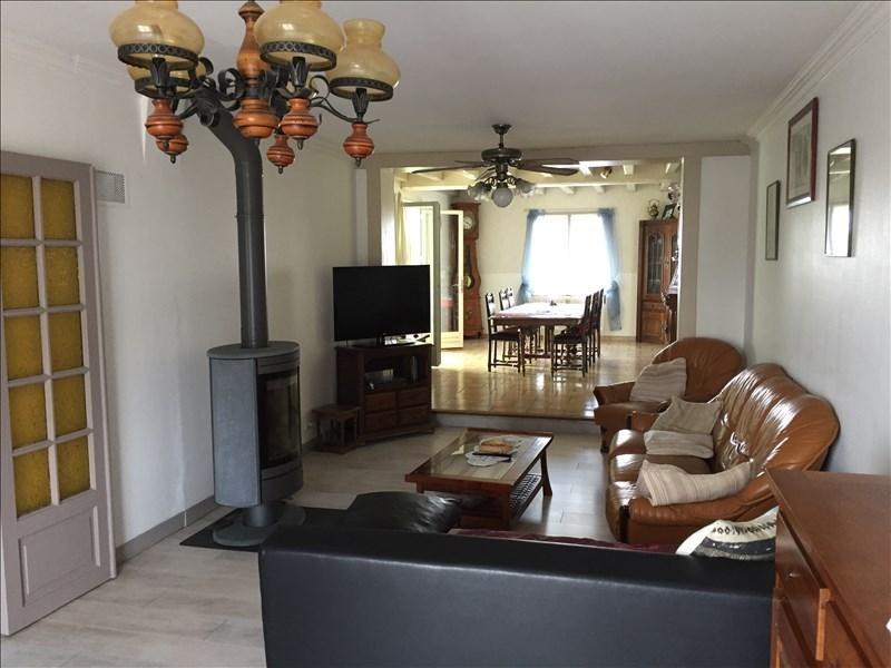 Vente maison / villa La villedieu du clain 265000€ - Photo 3