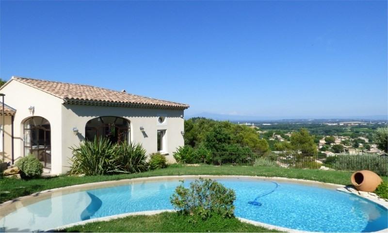 Deluxe sale house / villa Uzes 690000€ - Picture 2