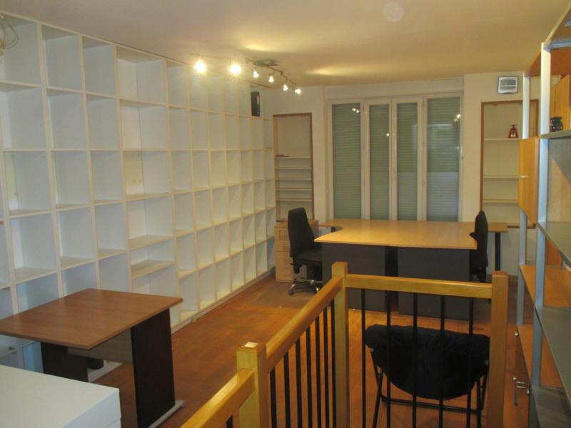 Rental office Paris 14ème 1200€ CC - Picture 2