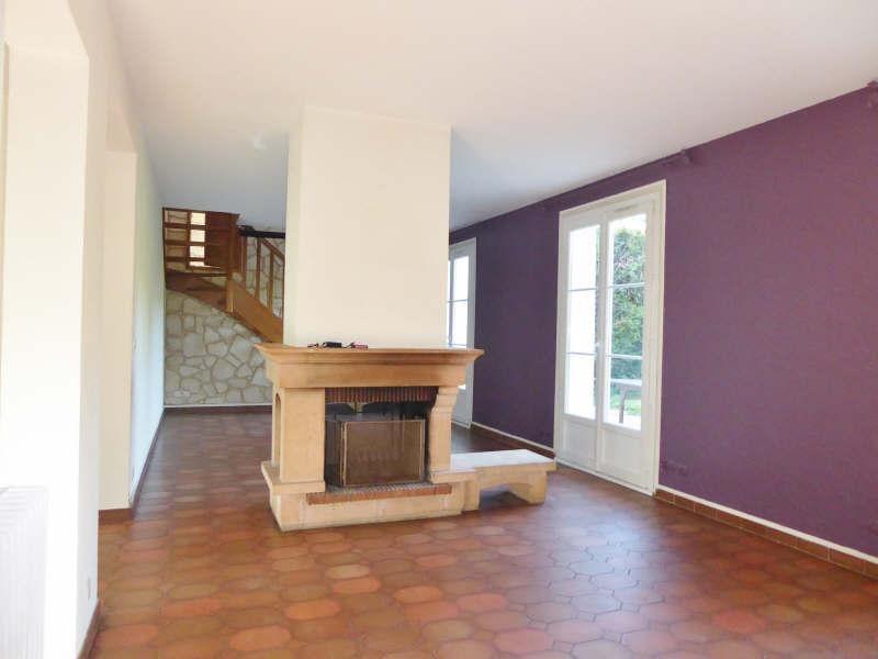 Sale house / villa Plailly 376200€ - Picture 3