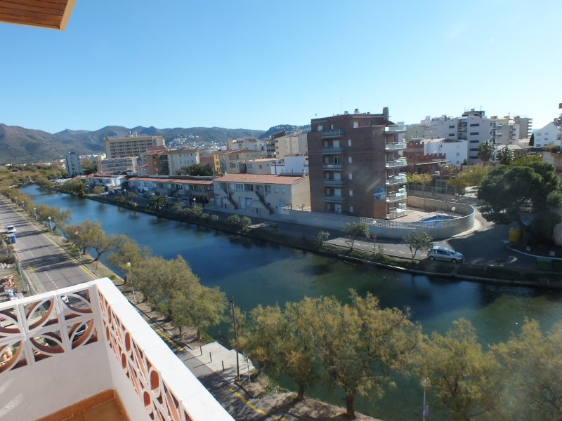 Location vacances appartement Roses santa - margarita 440€ - Photo 2