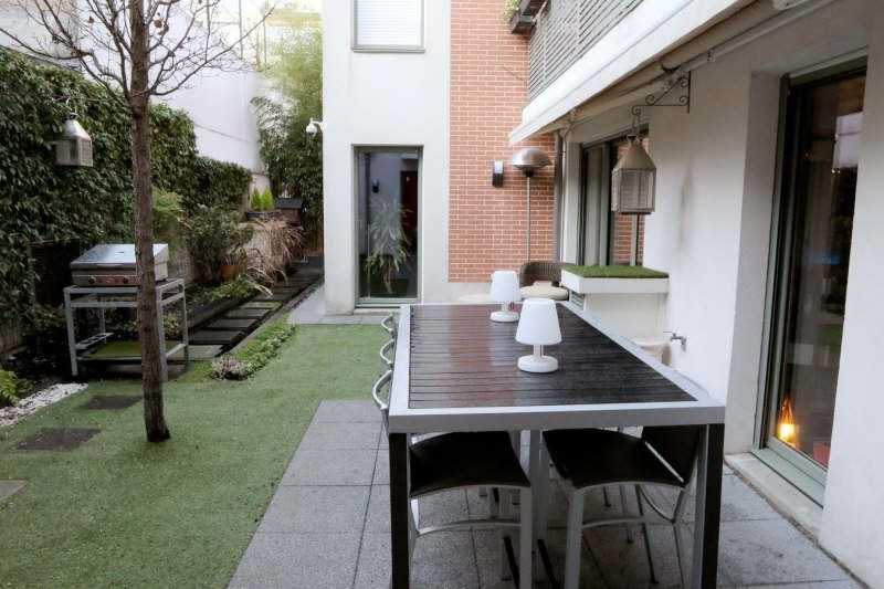 Vente de prestige appartement Paris 19ème 1750000€ - Photo 2