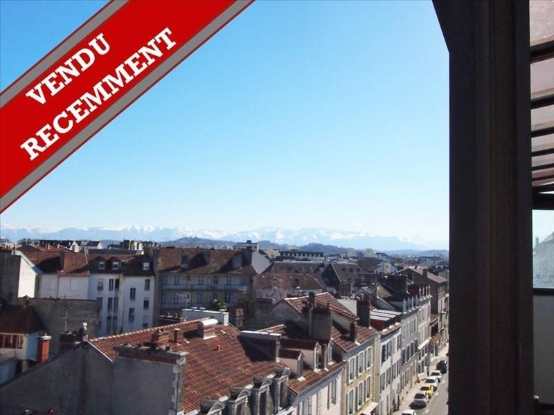 Sale apartment Pau 128600€ - Picture 1