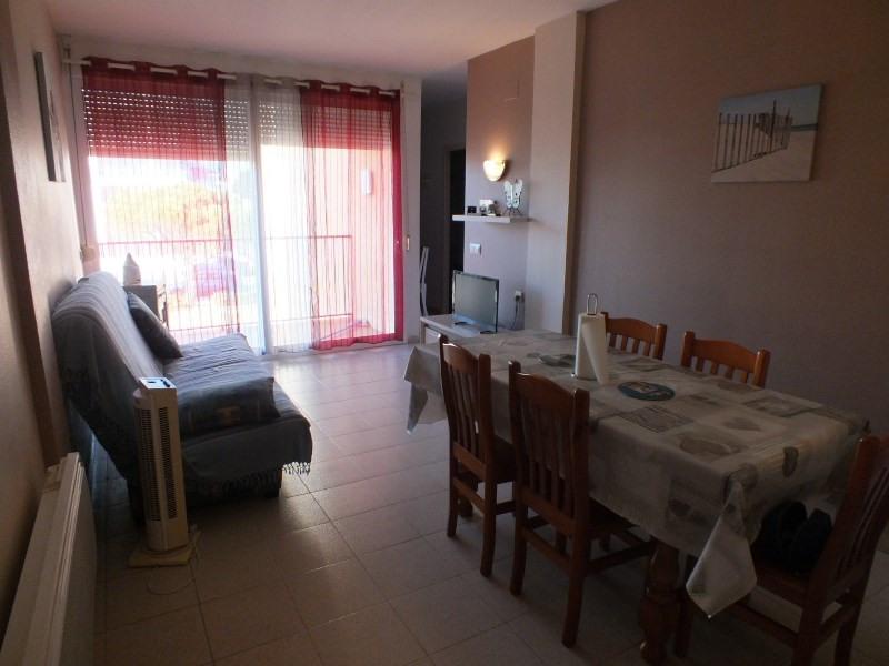 Location vacances appartement Rosas-santa margarita 456€ - Photo 5