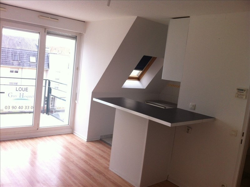 Rental apartment Illkirch graffenstaden 564€ CC - Picture 2