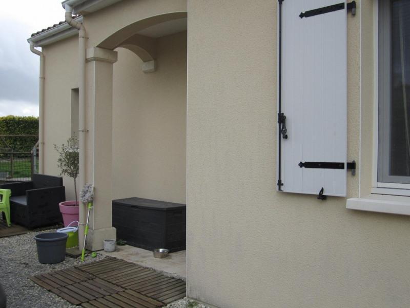Vente maison / villa Barbezieux-saint-hilaire 157500€ - Photo 2