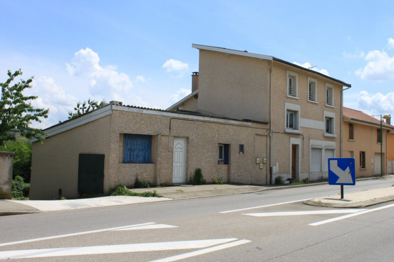 Sale apartment Reventin vaugris 131 500€ - Picture 1