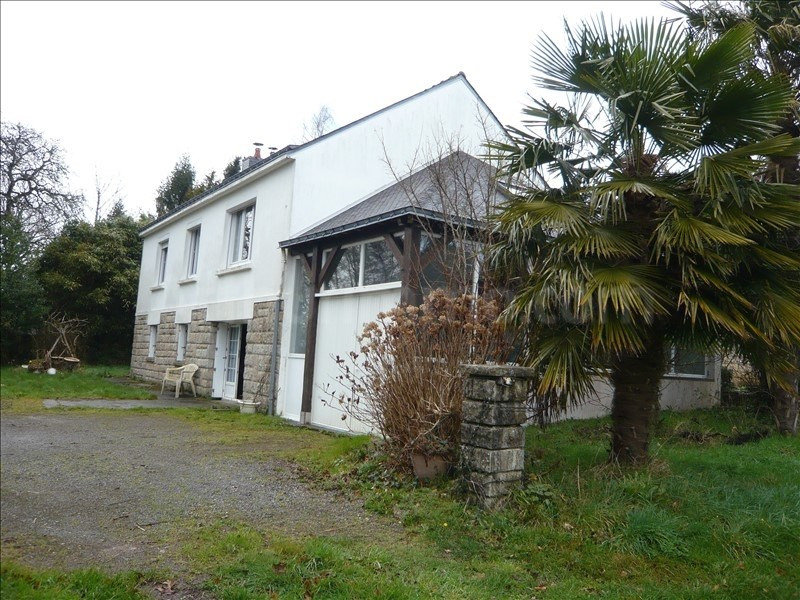 Vente maison / villa Camors 169440€ - Photo 2
