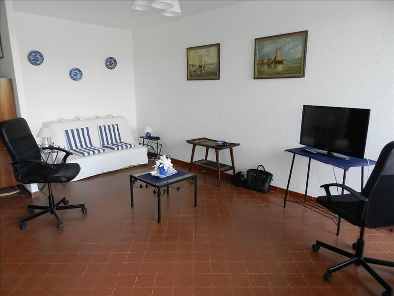 Vente appartement La grande motte 229 000€ - Photo 1