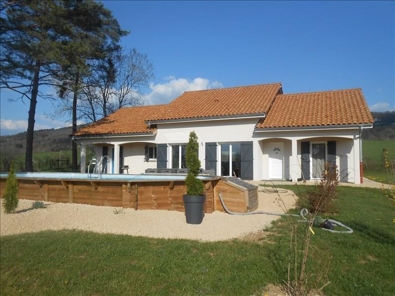 Sale house / villa 10 mn thoirette 256000€ - Picture 2