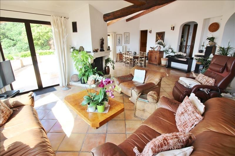 Vente de prestige maison / villa Le tignet 892000€ - Photo 10