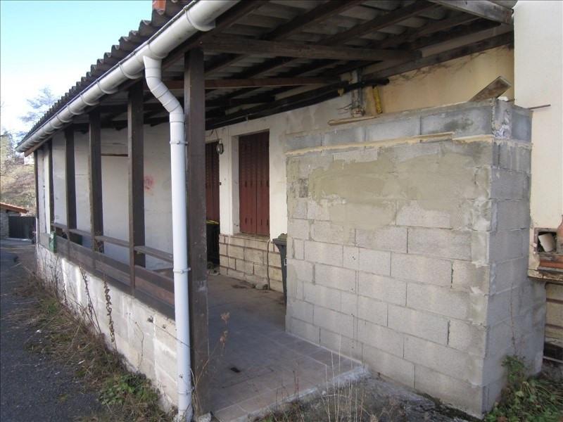 Vente maison / villa Celles sur durolle 28000€ - Photo 2
