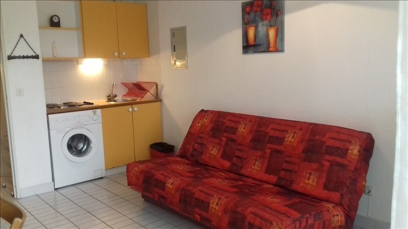 Sale apartment La grande motte 106 000€ - Picture 1
