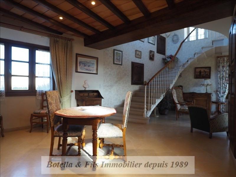Vente de prestige maison / villa Uzes 830000€ - Photo 12